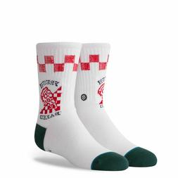 """New with tags Stance Kids Socks """"Fresh Baked"""" Pizza"""