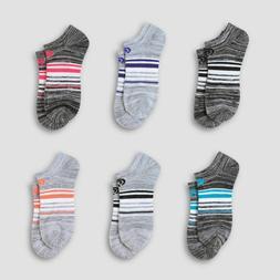 New Women's 6pk No Show Socks - C9 Champion® Color May Vary