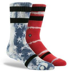 NWT Stance Patriot Socks Size L/XL
