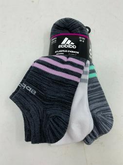 NWT Adidas Women's Superlite Super No Show Socks  5-10