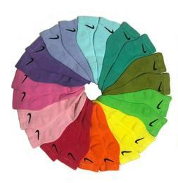 Official Nike Everyday Socks - Solid Color Socks Dri fit Dye