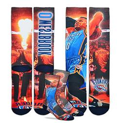 For Bare Feet Oklahoma City Thunder Youth Size Starting Line