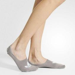 Adidas Originals Low Cut Sock Gray 1-pair Men New BQ6044 Siz