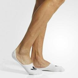 Adidas Originals Low Cut Sock White 1-pair BK5845 Men New no