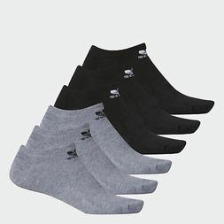 adidas Originals Trefoil Ankle Socks 6 Pairs Men's