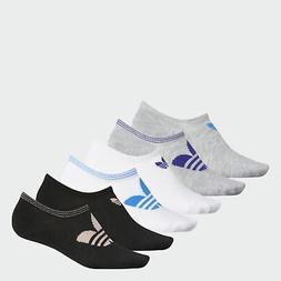 adidas Originals Trefoil Superlite No-Show Socks 6 Pairs Wom