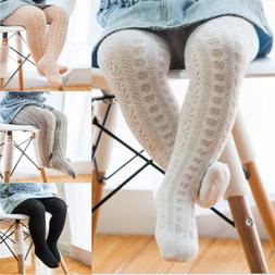 Pantyhose Tights Stockings Warm Cotton Solid Socks for Baby