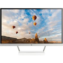 "HP Pavilion 27xw 27"" IPS LED Backlit HDMI VGA Widescreen Mon"