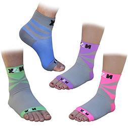 Plantar Fasciitis Sock, Compression Socks for Men Women Nurs