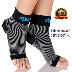 Dowellife Plantar Fasciitis Socks, Compression Foot Sleeves