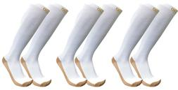 Plus Size Wide Calf Athletic Copper Compression Support Sock