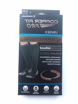Copper Fit Pro Unisex Compression Over The Calf Energy Socks