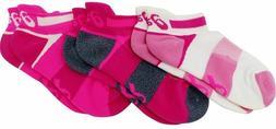 Asics Quick Lyte Cushion Single Tab 3 Pairs Socks S Small Wo