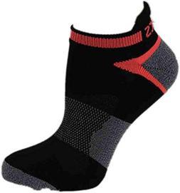 ASICS Women's Quick Lyte Cushion Single Tab Running Socks, B