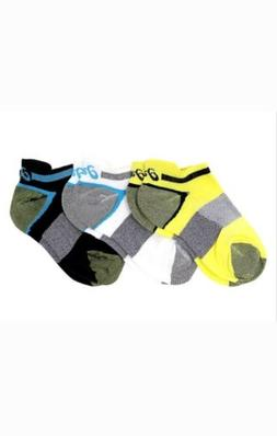 ASICS Women's Quick Lyte Single Tab Socks, Bondi Blue Assort