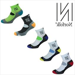 Norfolk Running Microfiber Cushioned Men's Sock Style: ABRAH