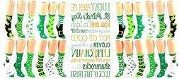 saint patrick s day crew socks