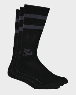 Nike SB Skateboarding Men's Crew Socks Pack 3 Pairs SX5760-0