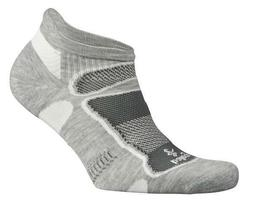 second skin ultralight grey white running socks