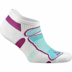 second skin ultralight white berry running socks