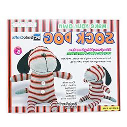 SadoCrafts Sew Your Own Educational Stuffed Animal Toy - DIY