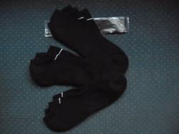 Nike Men's White No-Show Socks 6 Pack Large Size 8-12