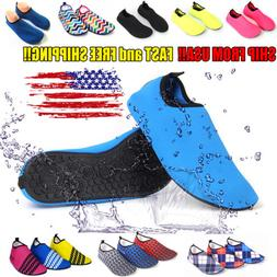 Skin Shoes Water Shoes Aqua Summer Sport Socks Pool Beach Sw