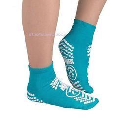 PILLOW PAWS Slipper Socks - Terries - Non-Slip Hospital Sock