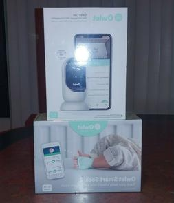Owlet Smart Sock 2 Baby Monitor AND Owlet Cam Combo Both Are