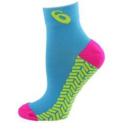 ASICS Snap Down LT Sock  Blue - Mens