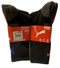 sock men 6 pair crew mens 10