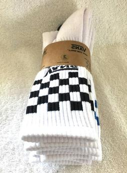 Vans Socks 3 Pack 9-13! Vans Checker Socks 3 Pack