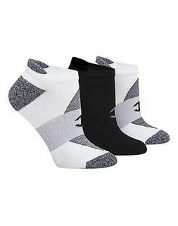 Champion Socks 3-Pack Women Performance Heel Shield X-Temp D