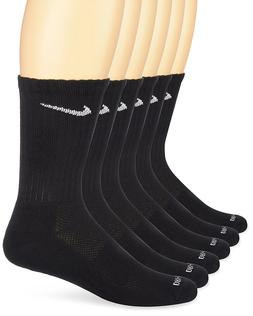 Nike Men's Socks, Dri Fit Crew 6 Pack