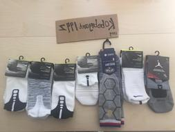 Nike Socks Basketball Elite Jordan Stance Grip Power Versati