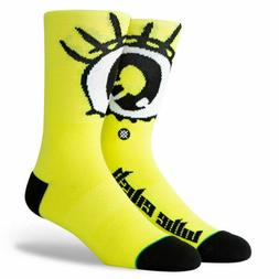 Stance Socks Billie Eilish Unisex Anime Eyes All Gender Wome