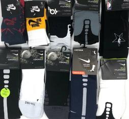 Nike Socks Elite Stripe Basketball NBA or Retro or Golf or S