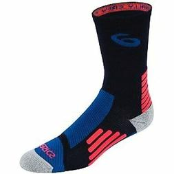 ASICS Sports Apparel Rally Crew Sock- Pick SZ/Color.