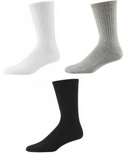 Wigwam Super 60 Crew Cotton Sock 3 Pack Made in USA S1077