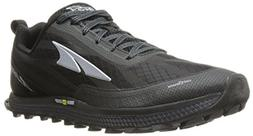 Altra Men's Superior 3 Running Shoe, Black/Yellow, 13 M US