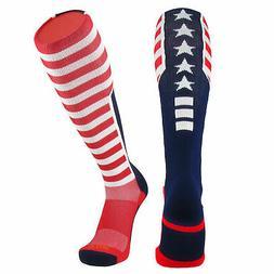TCK® Elite USA Flag Patriot Red White Blue Basketball Footb
