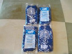 Pillow Paws Terries Bariatric Slipper Socks XXXL Royal Blue