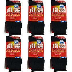 Thermal Socks For Men – 6 Pairs Insulated Heated Socks For