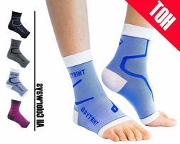 Thirty48 Plantar Fasciitis Compression Socks 20-30mm HG Foot
