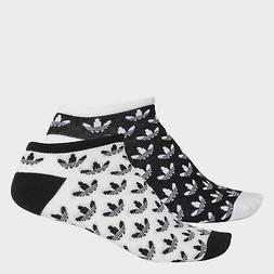 adidas Originals Trefoil Liner Socks 2 Pairs Men's