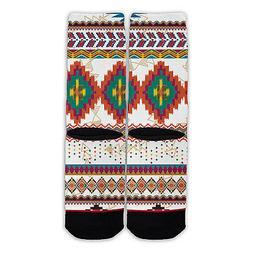 Function - Tribal Pattern Fashion Sock Native American India