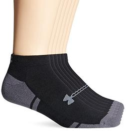 Under Armour U291 Men's Black UA Reistor III Low Cut Socks