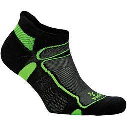 Balega Ultra Light Second Skin No Show Running Socks - Black