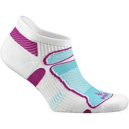 Balega Ultra Light Second Skin No Show Running Socks - White