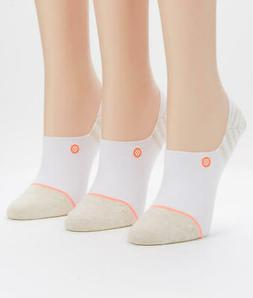 Stance Uncommon Invisible Socks 3-Pack Hosiery - Women's